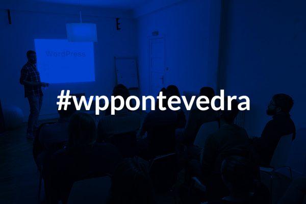 Primera Meetup de WPPontevedra