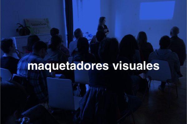 Maquetadores visuales