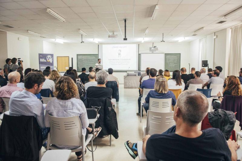 Meetup de Septiembre. Foto de Alba Sotelo