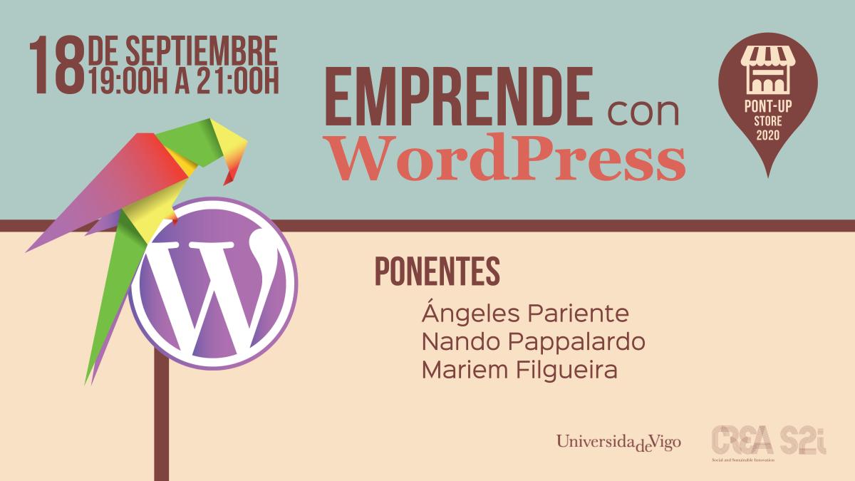 Emprende con WordPress